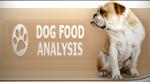 Dog Food Analysis