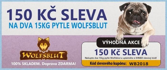 Slevový kupon Wolfsblut