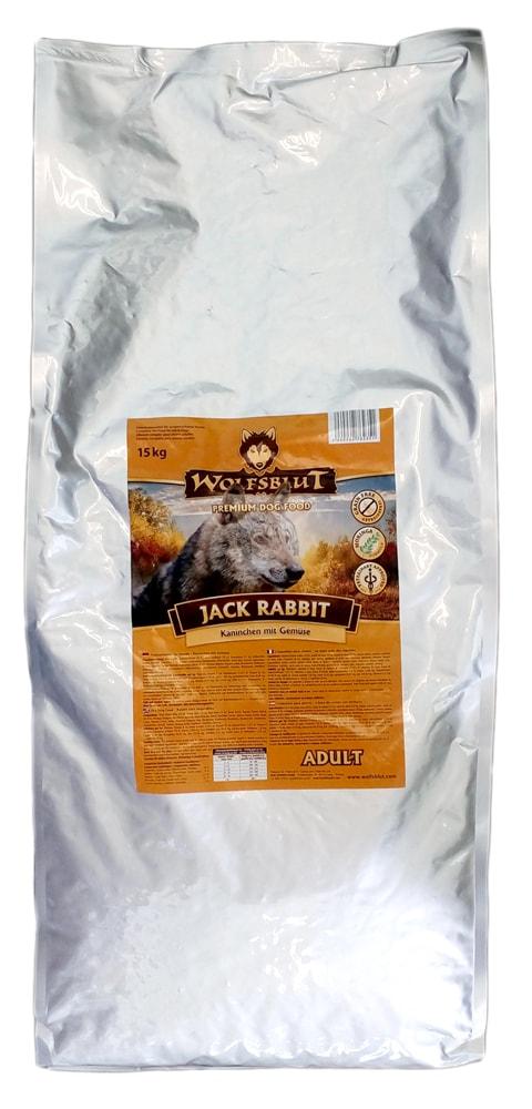 wolfsblut jack rabbit 15 kg. Black Bedroom Furniture Sets. Home Design Ideas