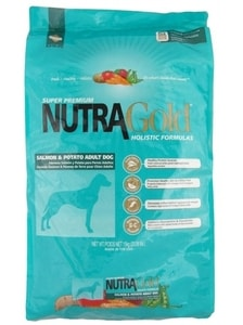 Nutra Gold Salmon & Potato Adult 15 kg