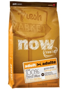 NOW! FRESH Grain Free Adult Dog 2,72 kg