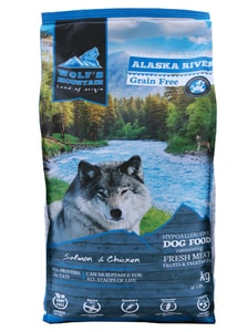 Wolf's Mountain Alaska River 12,5 kg
