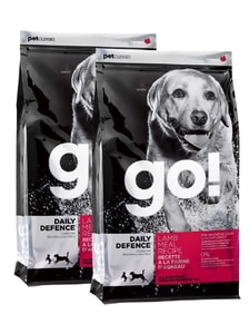 GO! Daily Defence Lamb 2 x 11,4 kg