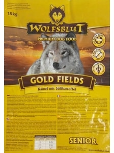 Wolfsblut Gold Fields Senior 15 kg