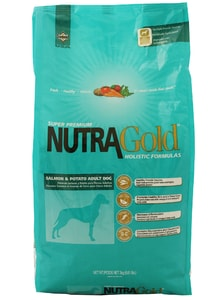 Nutra Gold Salmon & Potato Adult 3 kg