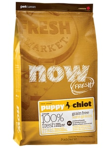 NOW! FRESH Grain Free Puppy 11,4 kg