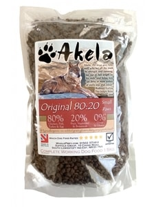 Akela 80/20 Original Grain Free Small Paws 1,5 kg