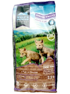 Wolf's Mountain Junior Valley 2,5 kg