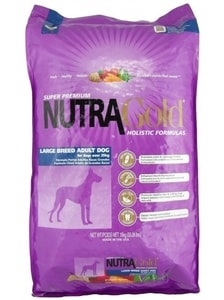 Nutra Gold Large Breed Adult 15 kg