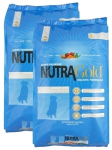 Nutra Gold Senior Dog 2 x 15 kg
