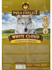 Wolfsblut White Cloud High Energy 15 kg