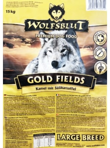 Wolfsblut Gold Fields Large Breed 15 kg