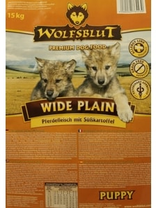 Wolfsblut Wide Plain Puppy 2 kg