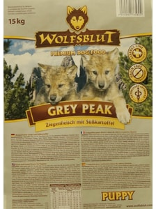 Wolfsblut Grey Peak Puppy 2 kg
