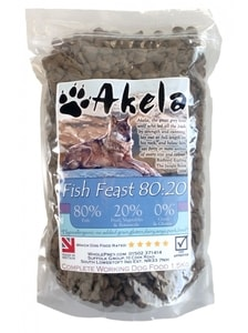 Akela 80/20 Fish Feast Grain Free 1,5 kg