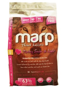 Marp Holistic Turkey Light Senior 2 kg