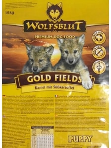 Wolfsblut Gold Fields Puppy 2 kg