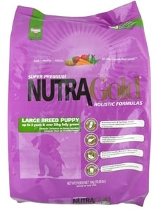 Nutra Gold Large Breed Puppy 15 kg