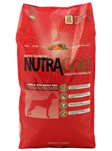 Nutra Gold Lamb & Rice Adult 3 kg