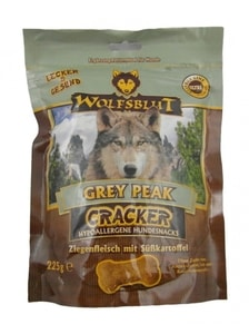 Wolfsblut Cracker Grey Peak 225 g