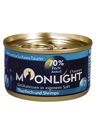 Moonlight Dinner č. 7 - 80 g tuňák a krevety