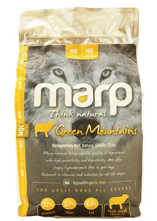Marp Natural - Green Mountains 18 kg