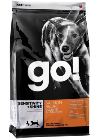 GO! Sensitivity + Shine Salmon 11,4 kg