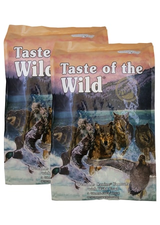 Taste of the Wild Wetlands 2 x 13kg