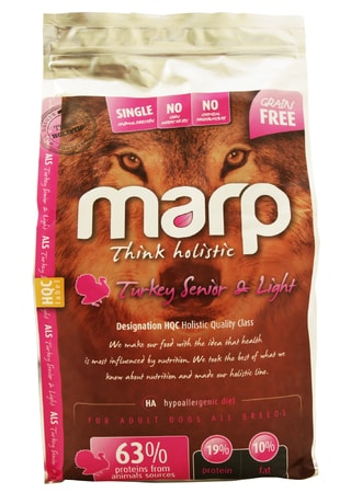 Marp Holistic Turkey Light Senior 18 kg