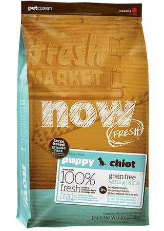 NOW! Fresh Large Breed Puppy 11,4 kg