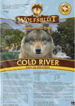 Wolfsblut Cold River 15 kg