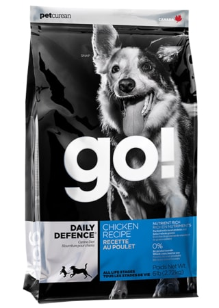 GO! Daily Defence Chicken 11,4 kg