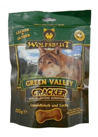 Wolfsblut Cracker Green Valley 225 g