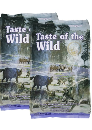 Taste of the Wild Sierra Mountain 2 x 13 kg