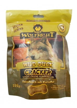 Wolfsblut Cracker Wild Duck 225 g
