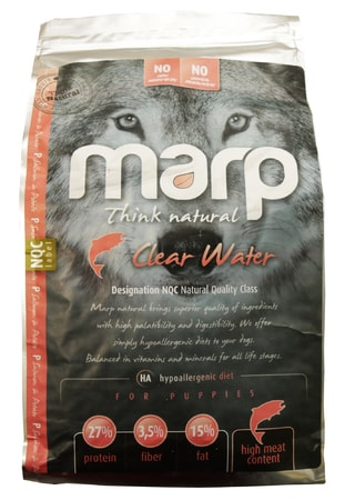 Marp Natural - Clear Water 18 kg