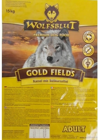 Wolfsblut Gold Fields 2 kg