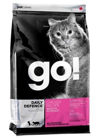 GO! Cat Refresh - Chicken 1,81 kg