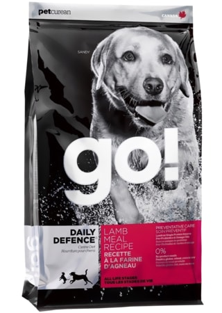 GO! Daily Defence Lamb 11,4 kg