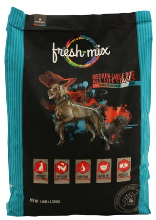 Artemis Fresh Mix Medium/Large Breed ALS  6,35 kg